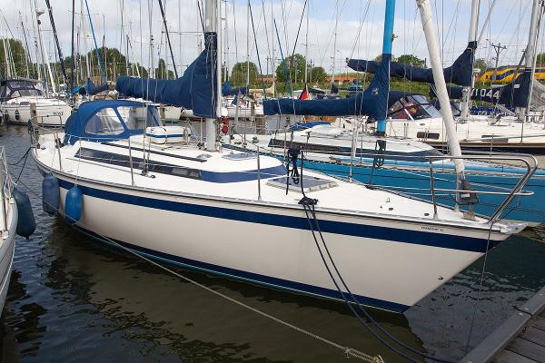 Friendship 35 keel centerboard