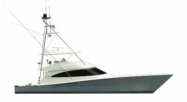 Viking 72 Convertible 2020 Viking 72 Convertible
