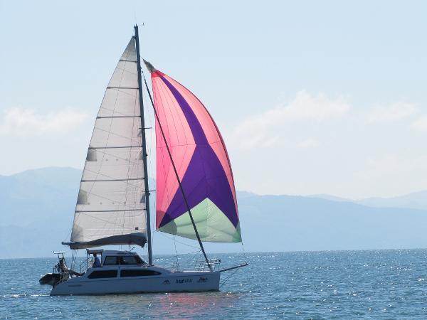 Seawind 1000 #369 Under Sail