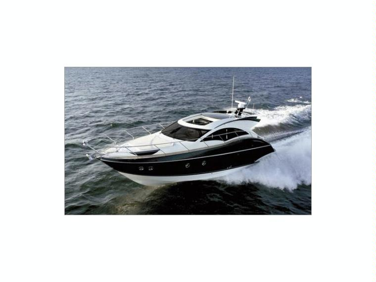 CARVER BOATS CORP CARVER BOATS CORP MARQUIS 420 SC FJ39488