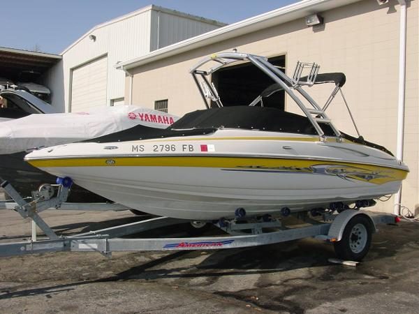 Crownline 19 SS
