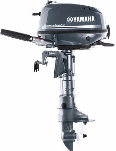 Yamaha Outboards F4SMHA