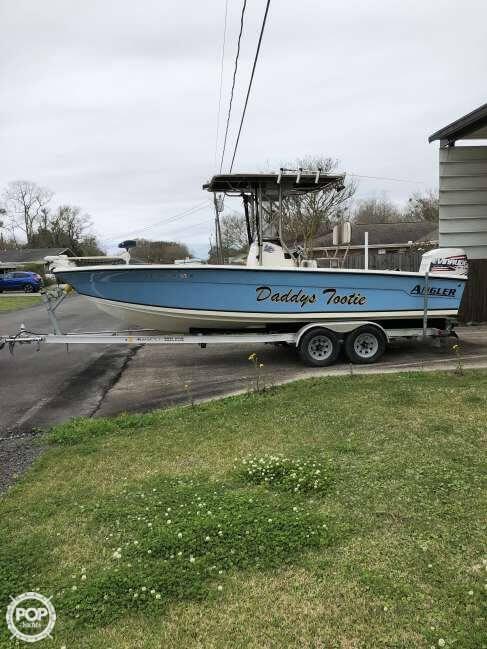 Angler 2200 Grande Bay 2001 Angler 2200 Grande Bay for sale in Cut Off, LA