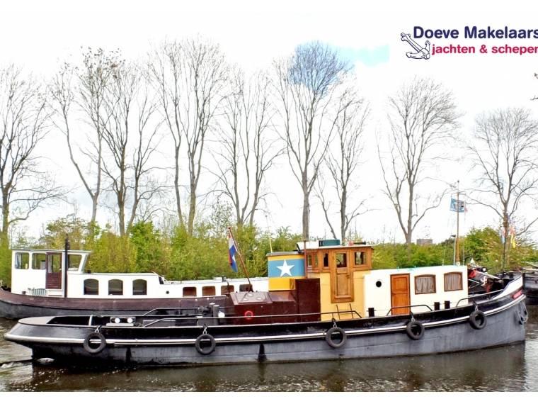 Tugboat Marlene with TRIWV