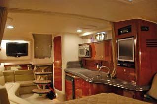 Cabin Forward Aft