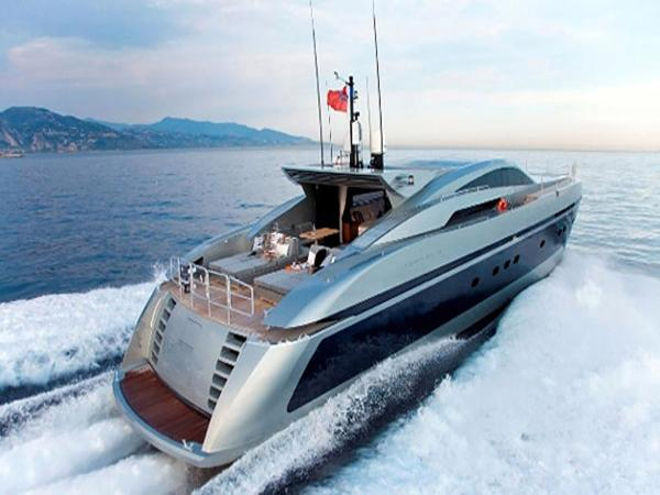 Offshore Yachts Euro Style Catamaran Profile