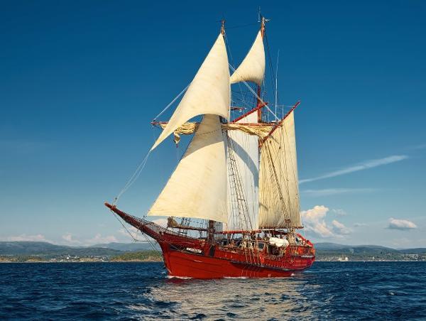 AB Two Mast Schooner
