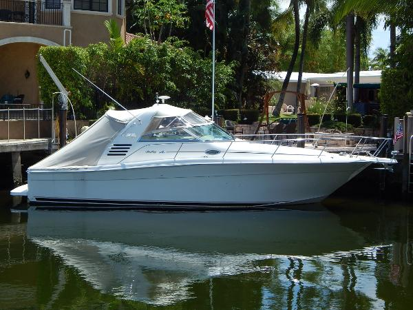 Sea Ray 340 Amberjack At Home