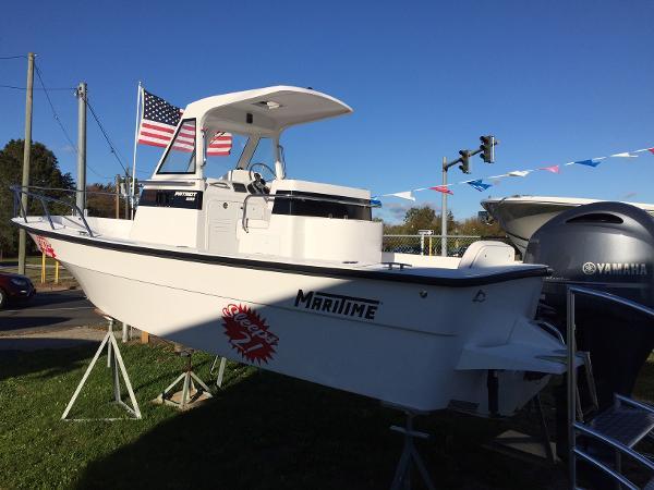 Maritime 23 Patriot