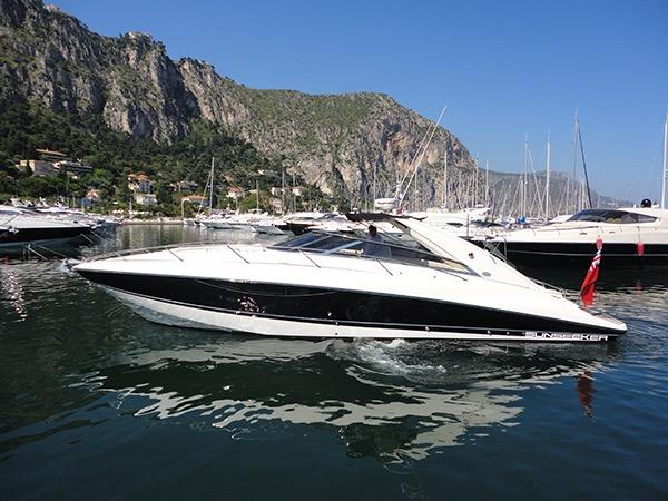 Sunseeker Superhawk 43 TOY BOX