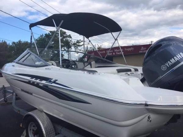 Stingray 204LR Outboard