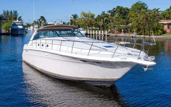 Sea Ray 50' Sea Ray Motor Yacht ANYTIME