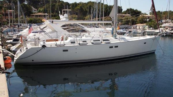 Beneteau Oceanis Clipper 473 Beneteau Oceanis 473 Clipper