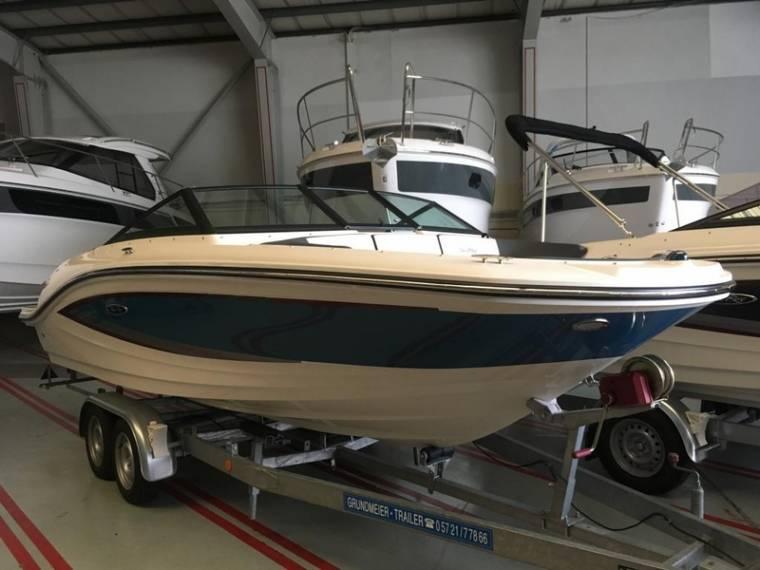 Sea Ray Sea Ray 190 SPXE Modell 2017 4,5 L MPI Motorboot