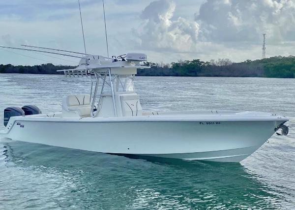 SeaVee 320B Profile