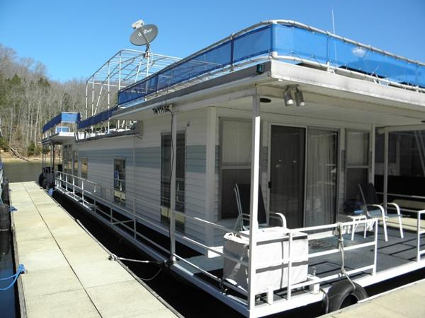 Stephens 18x65 Houseboat