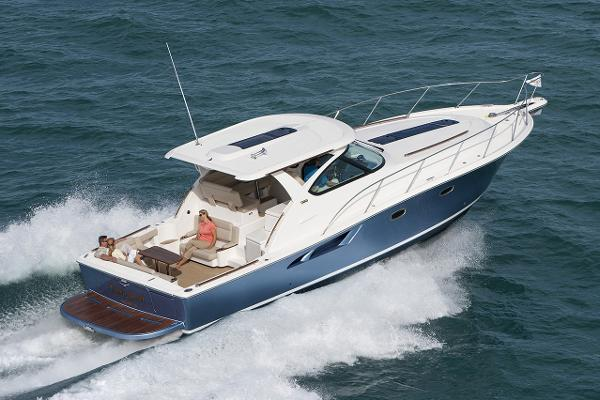 Tiara Yachts 39 Open Manufacturer Provided Image