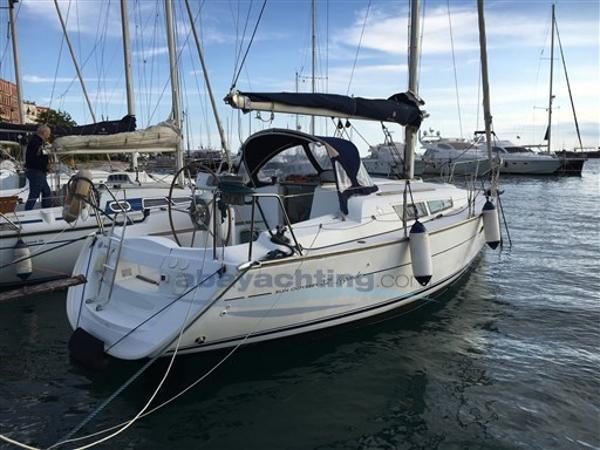Jeanneau Sun Odyssey 32i - 32 i Legende Abayachting Jeanneau 32 Legend 6