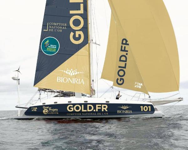Catamaran Novara 50R