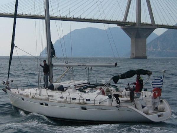 Beneteau Oceanis 461 Beneteau Oceanis 461 - Sailing Yacht