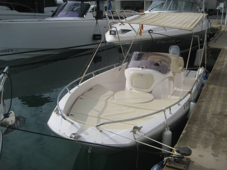 Sessa boats Sessa Key Largo One