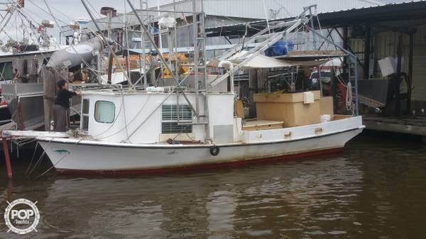 Skiff Craft 31 Shrimp Boat 1984 Skiff Craft 31 Shrimp Boat for sale in Lafitte, LA
