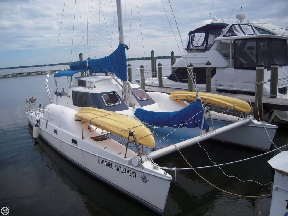 Endeavourcat 36 Sport 1995 Endeavourcat 36 Sport for sale in Cocoa, FL