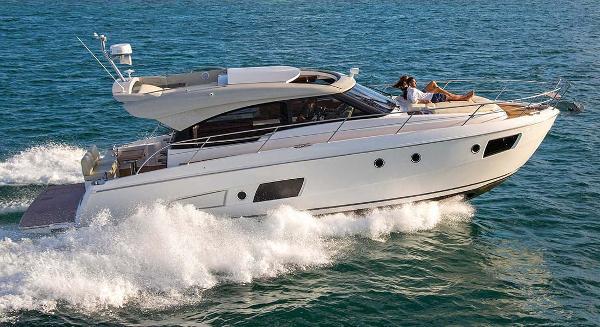 Bavaria Virtess Coupé 420 Virtess 420 coupe (navigazione)