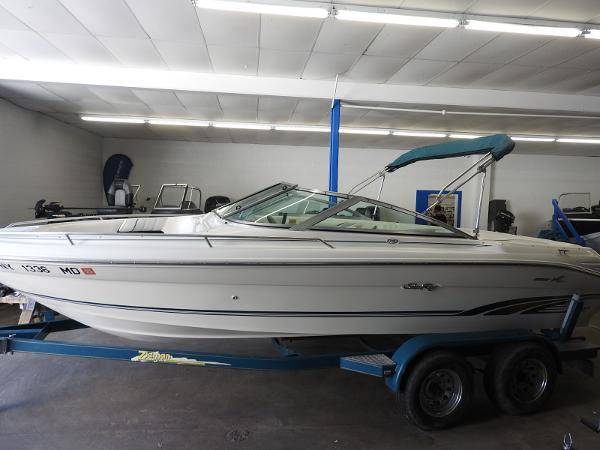 Sea Ray 1996 210 Bow Rider