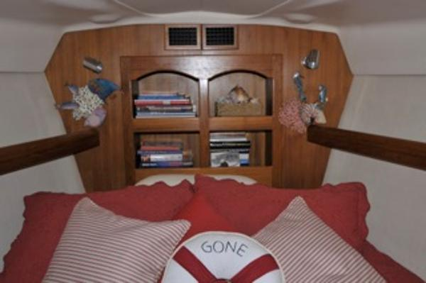 Master Stateroom fwd