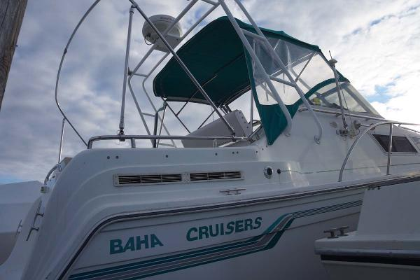 Baha Cruisers 295 Conquistare