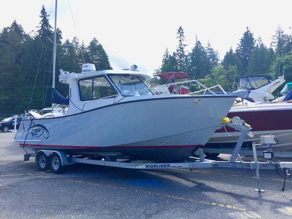 Adrenalin 26 Fishing Commuter