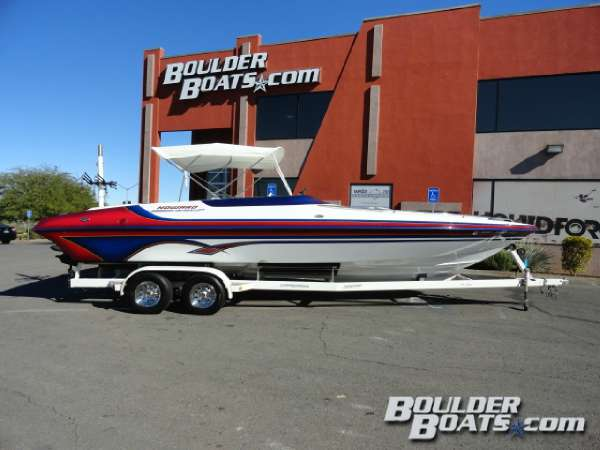 Howard Custom Boats 28 Bullet