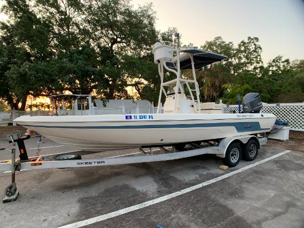 Skeeter 24 Zx V Port Profile