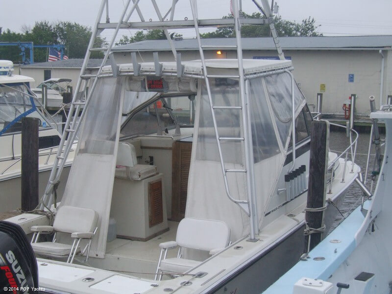 Boston Whaler 27 Offshore 1986 Boston Whaler 27 for sale in Waretown, NJ