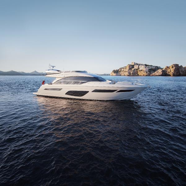 Princess 70 Motor Yacht Princess 70 Flybridge