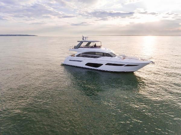 Princess 70 Flybridge