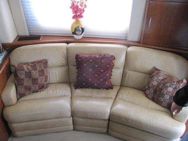 Starboard Couch