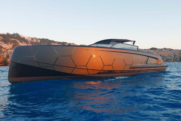 Vanquish Yachts Sport Cruiser