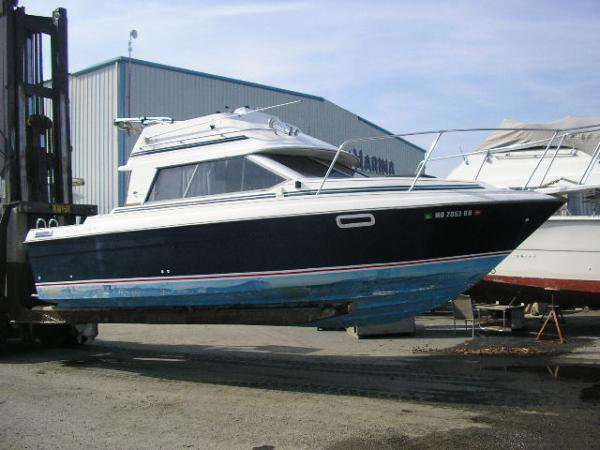 Bayliner 2550 Trophy Command Bridge