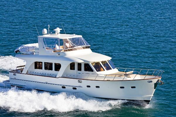 Explorer Motor Yachts 60/62 Manufacturer Provided Image: Explorer Motor Yachts 60/62