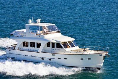 Explorer Motor Yachts 60/62 Manufacturer Provided Image: Explorer Motor Yachts 60/62
