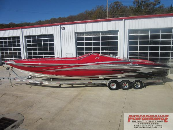 Sunsation Powerboats F-4