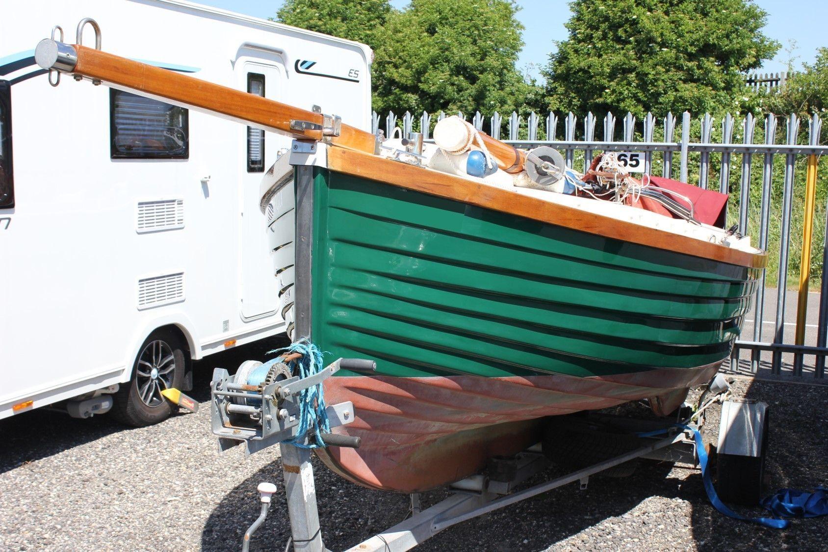 Character Boats Coastal Whammel