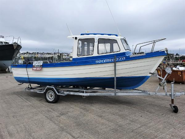 Redbay Boats Fastfisher 21 Redbay Fastfisher 21 for sale with BJ Marine