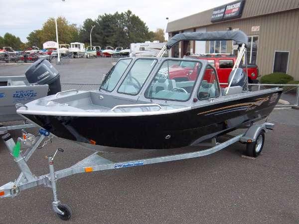 River Hawk Seahawk 170SH