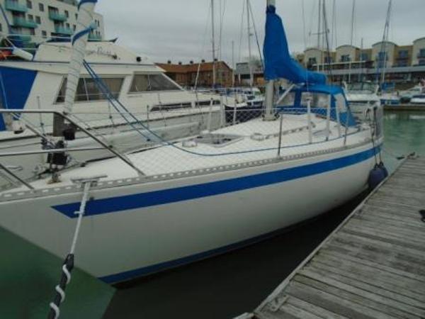 Sweden Yachts Comfort 34 Comfort 34