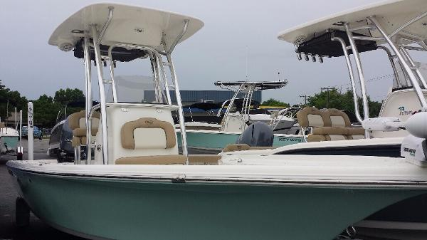 Key West 230 Bay Reef
