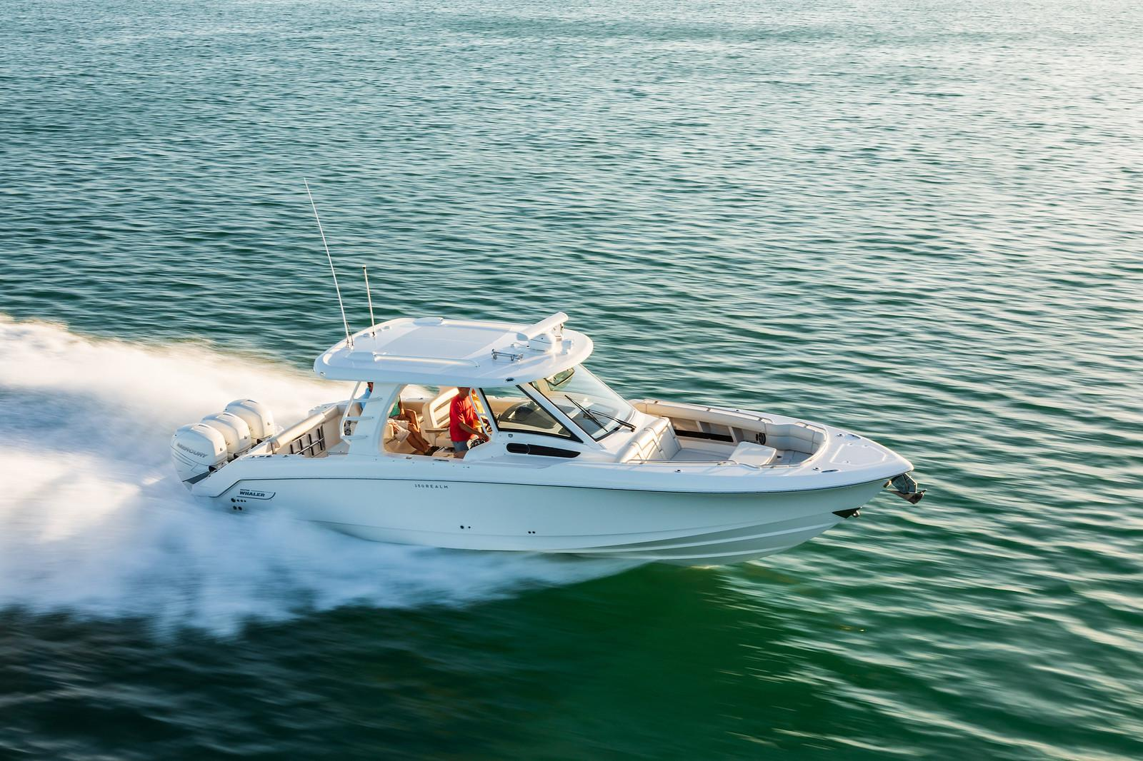 Boston Whaler 350 Realm - Coming Soon!