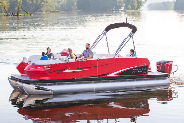 Larson Escape RT 2200 Cruise Manufacturer Provided Image